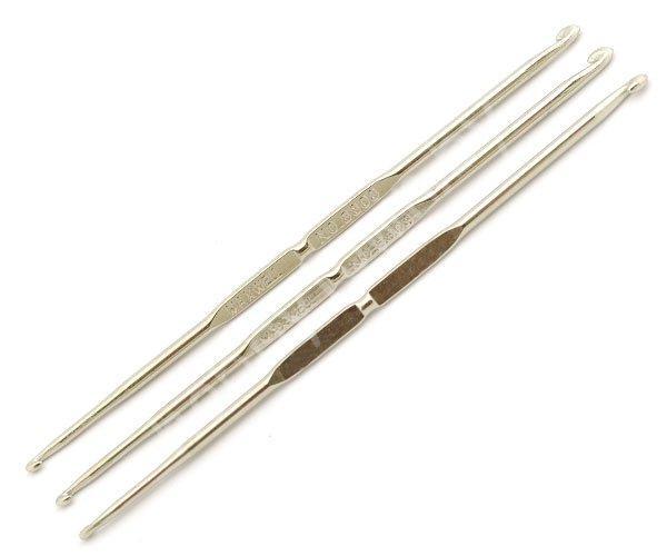 крючки для вязания Maxwell 20 40 двусторонний цвникель хобби