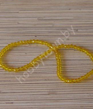 businyi-steklyannyie-rondelle-4-mm-tsv-zhyoltyiy-97