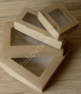 - Упаковка (крафт-коробки, пакеты, бумага, сетка, органза)